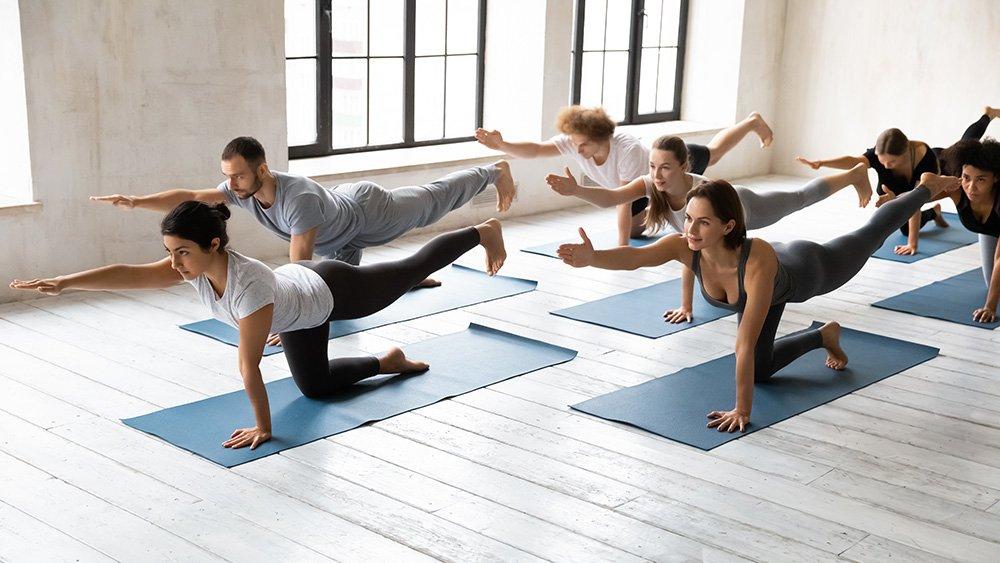 evoluzione pilates